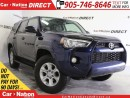 Used 2014 Toyota 4Runner SR5 V6| LEATHER| SUNROOF| 4X4| BACK UP CAMERA| for sale in Burlington, ON