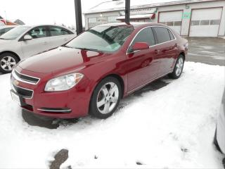 Used 2011 Chevrolet Malibu LT Platium Edition for sale in Cameron, ON