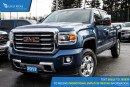 New 2017 GMC Sierra 3500 HD SLT Sunroof, Heated Seats, and Satellite Radio for sale in Port Coquitlam, BC