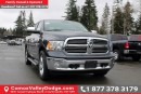 New 2017 Dodge Ram 1500 SLT HEMI, HEATED FRONT SEATS & STEERING WHEEL, BACK UP CAMERA, TOW HOOKS, FOG LAMPS for sale in Courtenay, BC