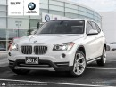 Used 2013 BMW X1 xDrive28i for sale in Oakville, ON