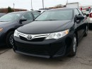 Used 2012 Toyota Camry LE 2.5 Litre 4 Cylinder Engine, Cloth Seats for sale in Scarborough, ON