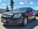 Used 2012 Chevrolet Malibu LT PLATINUM EDITION for sale in Brampton, ON