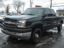 Used 2003 Chevrolet Silverado 2500 Diesel Duramax EXT LT for sale in London, ON