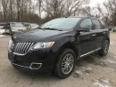 Used 2012 Lincoln MKX AWD * LEATHER * SUNROOF * REAR CAM * NAV * BLUETOOTH for sale in London, ON