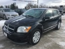 Used 2010 Dodge CALIBER SXT FLEET * POWER GROUP * SAT. RADIO SYSTEM * PREMIUM CLOTH SEATING for sale in London, ON