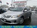 Used 2013 Toyota Corolla Sunroof/Htd Sts/Bluetooth&ABS*$49/wkly for sale in Mississauga, ON