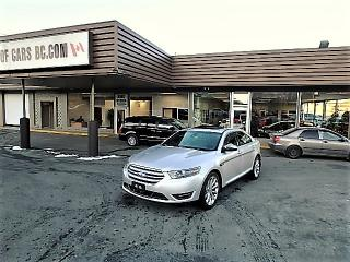 Used 2016 Ford Taurus Limited AWD for sale in Langley, BC