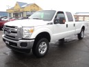 Used 2016 Ford F-250 XLT CrewCab 4X4 8ft Box for sale in Brantford, ON