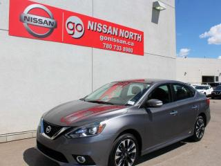 Used 2017 Nissan Sentra SR Turbo for sale in Edmonton, AB