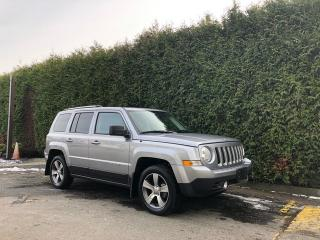 Used 2017 Jeep Patriot High Altitude Edition for sale in Surrey, BC