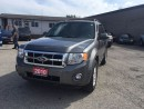 Used 2010 Ford Escape XLT 4WD SUV CERTIFIED & E-TEST for sale in London, ON
