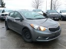 Used 2015 Kia Forte 2.0L SX**LEATHER**SUNROOF*2 SETS OF RIMS/TIRES* for sale in Mississauga, ON