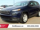 Used 2015 Jeep Cherokee Sport 4dr Front-wheel Drive for sale in Edmonton, AB