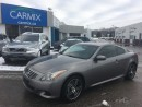 Used 2008 Infiniti G37 Sport for sale in London, ON
