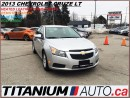 Used 2013 Chevrolet Cruze LT-2+Heated Leather Seats+Remote Starter+BlueTooth for sale in London, ON