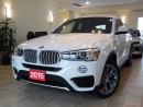 Used 2015 BMW X3 -X4 xDrive28i for sale in Toronto, ON