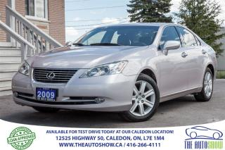 Used 2009 Lexus ES 350 NO ACCIDENT for sale in Caledon, ON