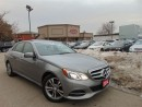 Used 2014 Mercedes-Benz E-Class E250- BLUETEC - NAVIGATION - P.SUNROOF for sale in Scarborough, ON