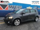 Used 2016 Chevrolet Sonic LT HATCHBACK, APPEARANCE PKG, SUNROOF, HEATED SEAT for sale in Ottawa, ON