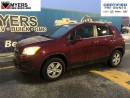 Used 2016 Chevrolet Trax ALL WHEEL DRIVE, LT, REMOTE START, POWER SUNROOF for sale in Ottawa, ON