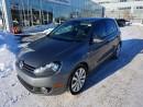 Used 2013 Volkswagen Golf 2.5L 4-Door for sale in Calgary, AB