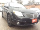 Used 2007 Pontiac Vibe Fog Lights All Power Options $$ GAS SAVER $$ for sale in Scarborough, ON