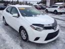 Used 2014 Toyota Corolla LE ECO Upgrade Pkg  ONLY $139 BIWEEKLY 0 DOWN! for sale in Kentville, NS