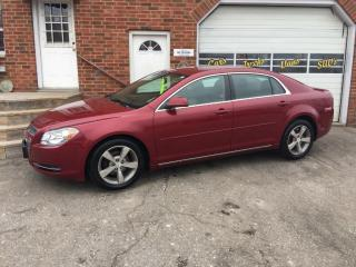Used 2011 Chevrolet Malibu LT for sale in Bowmanville, ON