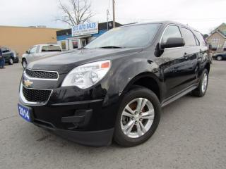 Used 2014 Chevrolet Equinox LS for sale in St Catharines, ON