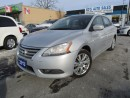 Used 2013 Nissan Sentra SL for sale in St Catharines, ON