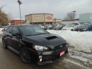 Used 2015 Subaru WRX STI STI-W/SPORT PKG -- 305HP-CARBON FIBER TRIM- for sale in Scarborough, ON