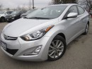 Used 2014 Hyundai Elantra GLS-SUNROOF-ALLOYS-SUPER CLEAN for sale in Mississauga, ON