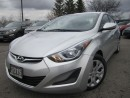 Used 2015 Hyundai Elantra GL-Bluetooth-Heated Seats-MINT for sale in Mississauga, ON