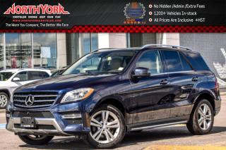 New 2014 Mercedes-Benz ML-Class ML350 BlueTEC|4MATIC|Nav|PanoSunroof|BackupCam|19