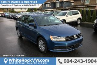 New 2017 Volkswagen Jetta 1.4 TSI Trendline+ BLUETOOTH, USB AUDIO INPUT, 5