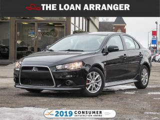 Used 2015 Mitsubishi Lancer for sale in Barrie, ON