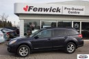 Used 2013 Subaru Outback 3.6 Limited at Multimedia for sale in Sarnia, ON