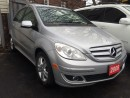 Used 2008 Mercedes-Benz B-Class B200 TURBO-CERTIFIED-EASY LOAN APPROVALS for sale in York, ON