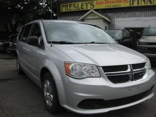 Used 2011 Dodge Grand Caravan SE 6 cyl.  AC  FWD 7 passenger PW PL for sale in Ottawa, ON