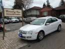 Used 2007 Ford Fusion SEL for sale in Bradford, ON