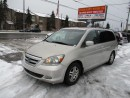 Used 2007 Honda Odyssey tOURINGPOWER SLIDING DOORS,TV DVD NAVIGAT for sale in Scarborough, ON