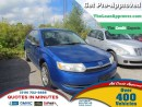 Used 2004 Saturn Ion 2 Midlevel | FRESH TRADE | AS IS for sale in London, ON