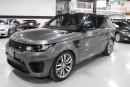 Used 2016 Land Rover Range Rover Sport V8 SVR SUPERCHARGED for sale in Woodbridge, ON