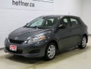 Used 2013 Toyota Matrix with Cruise control for sale in Kitchener, ON