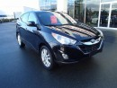 Used 2013 Hyundai Tucson Limited for sale in Courtenay, BC