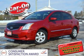 Used 2010 Nissan Sentra 2.0 AUTO A/C CRUISE ALLOYS ONLY 89,000 KM for sale in Ottawa, ON