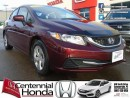 Used 2015 Honda Civic SEDAN LX for sale in Summerside, PE