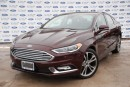 Used 2017 Ford Fusion Titanium*0% Financing for 72 Months for sale in Welland, ON