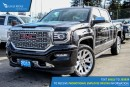 New 2017 GMC Sierra 1500 Denali Navigation, Dual Zone Climate Control, and Heated Seats for sale in Port Coquitlam, BC